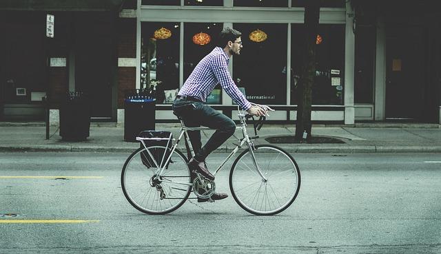 jazda na rowerze przeciwwskazania