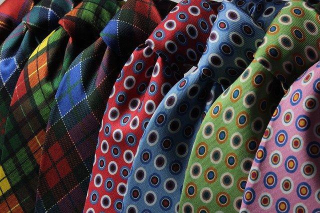 modne krawaty na wesele